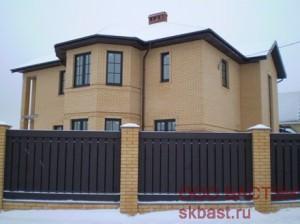 фото строительства дома из газобетона в Парголово