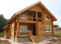фото деревянного дома