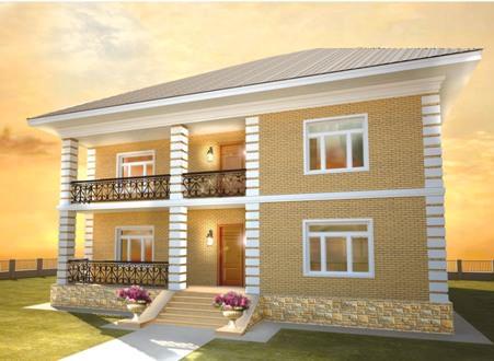 Проект: Проектирование домов и коттеджей