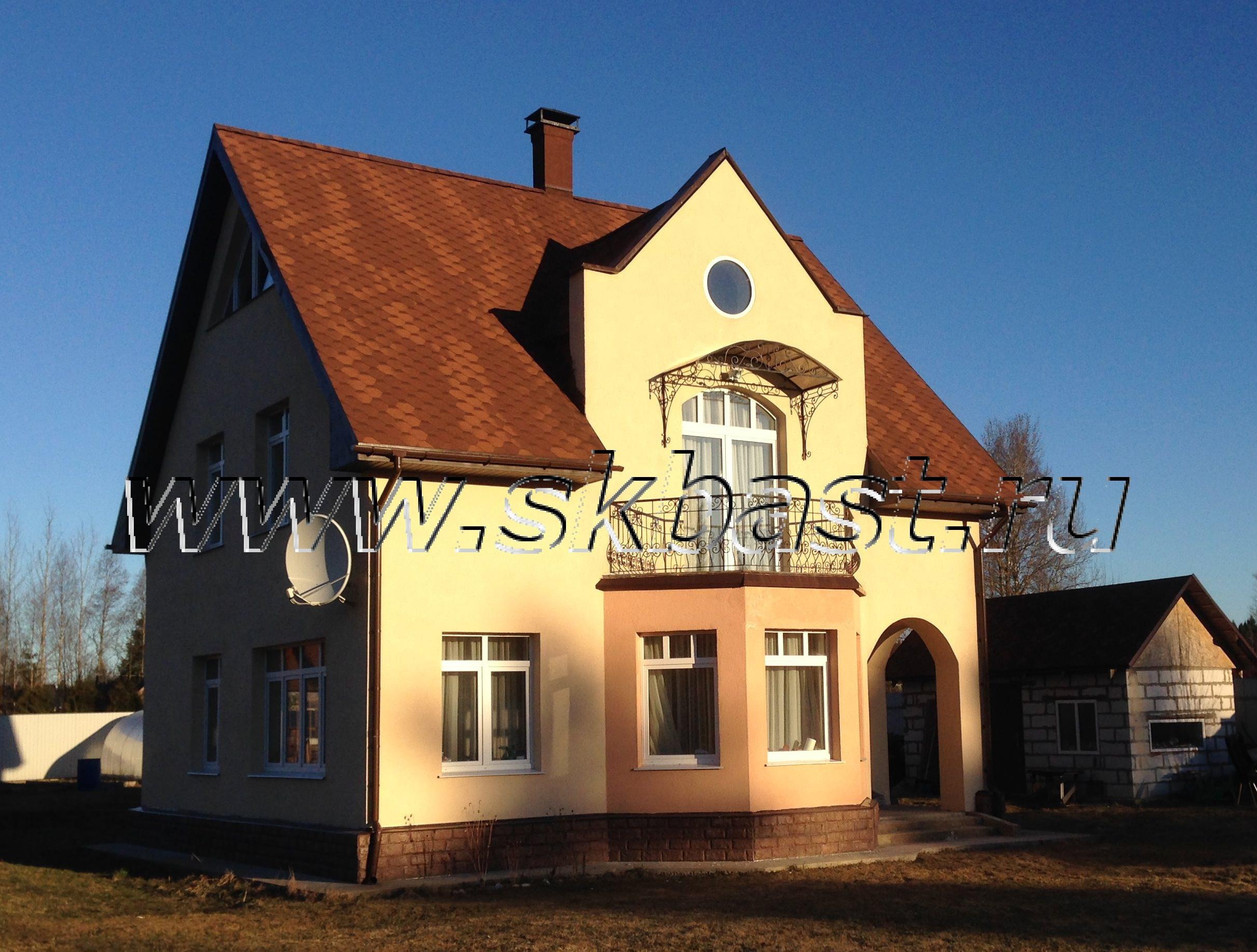 Строительство газобетонного дома