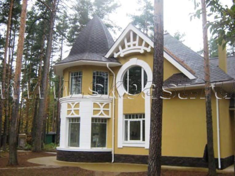 Дом в Мельничном ручье