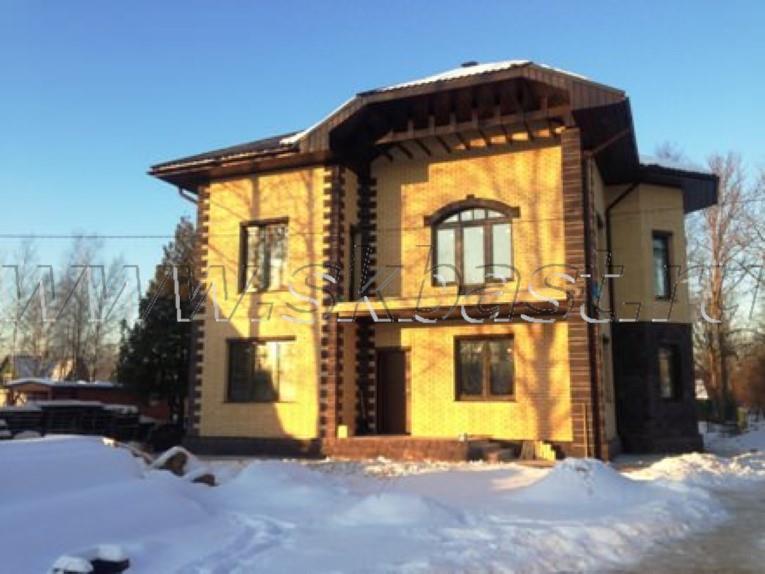 Дом в Левашово