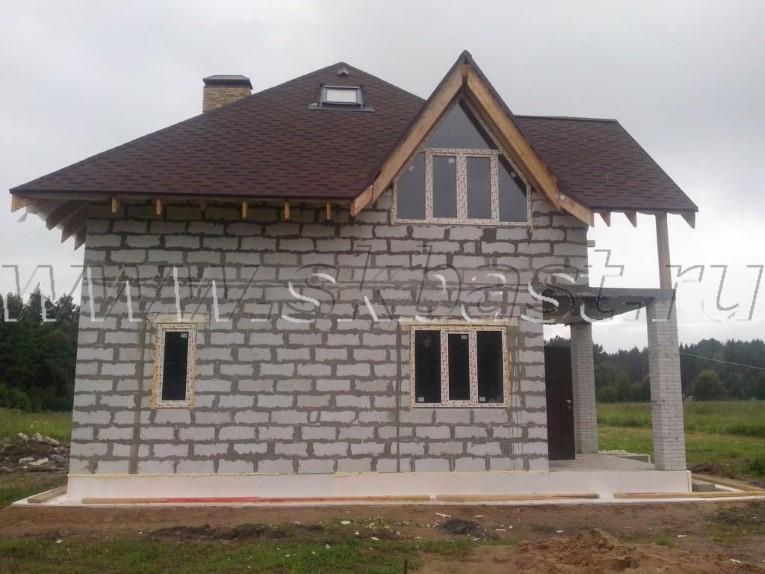 Дом в Мельниково
